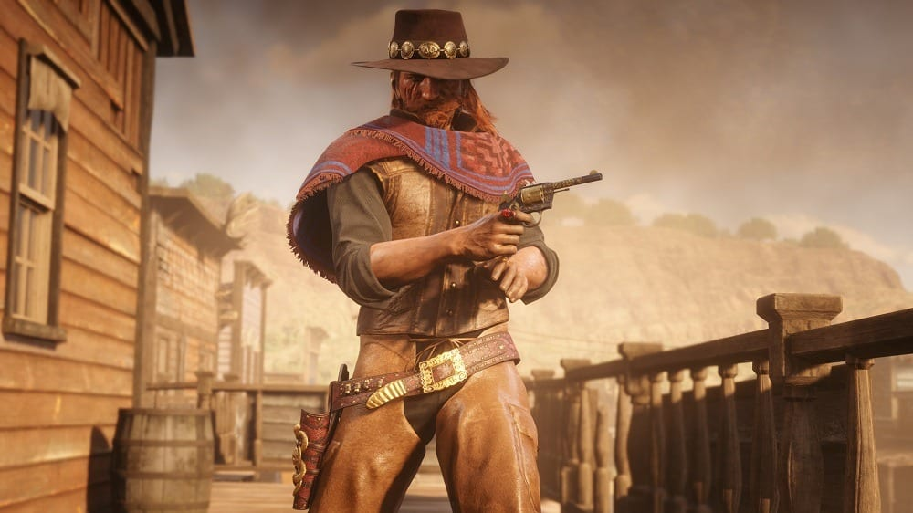 RDR2 PC issues Rockstar Games Red Dead Online Red Dead Redemption 2