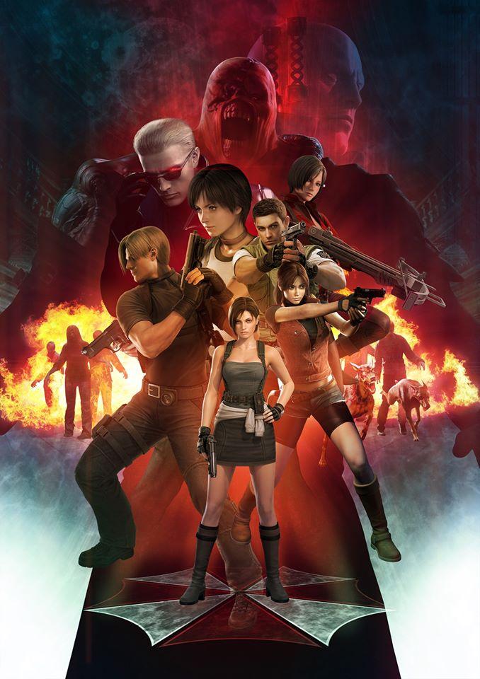 Resident Evil 3: Nemesis Remake Capcom Resident Evil: Resistance