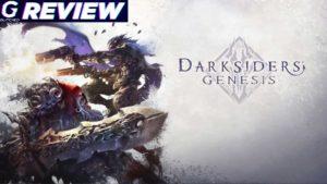 Darksiders Genesis Review