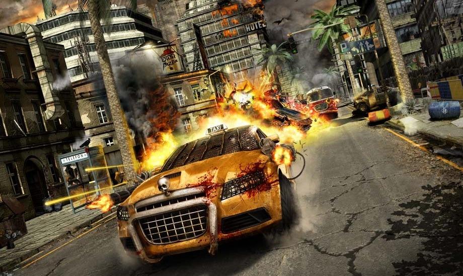 free games steam indiegala zombie driver HD 2Dark