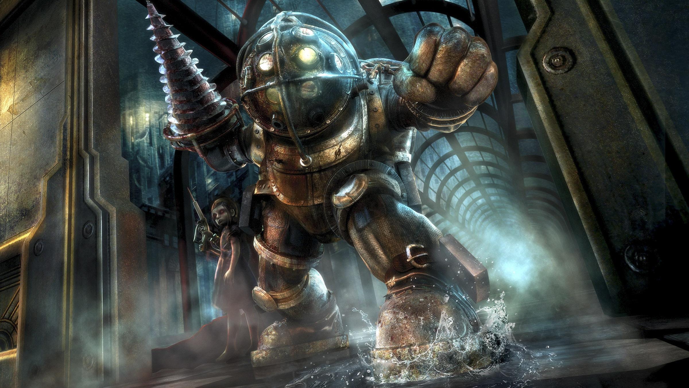 new bioshock game 2k games cloud chamber