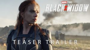 Black Widow Teaser Trailer Marvel MCU Phase 4