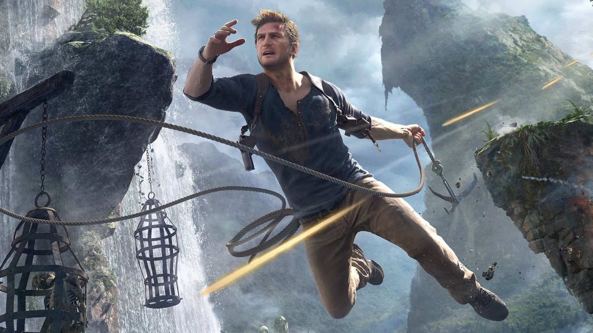 Uncharted Movie Uncharted unofficial 60FPS Patch Uncharted 4: A Thief's End PC