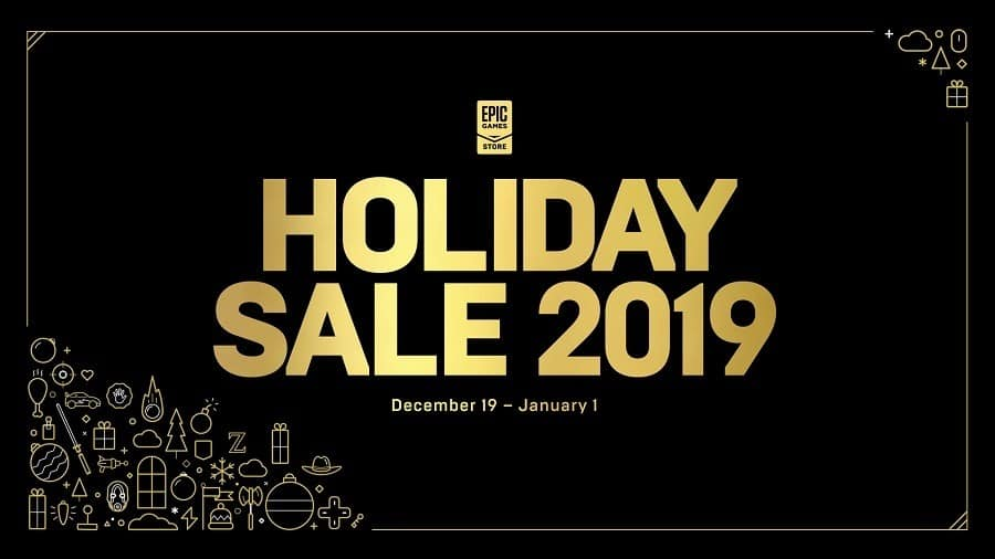 Free Games Epic Games Store Coupons Holiday sale deals