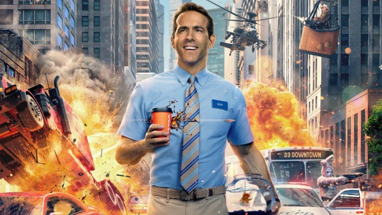 free guy Twentieth Century Fox Ryan Reynolds NPC
