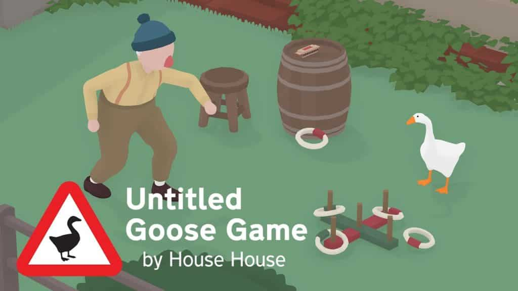 Untitled Goose Game PS4 Xbox One