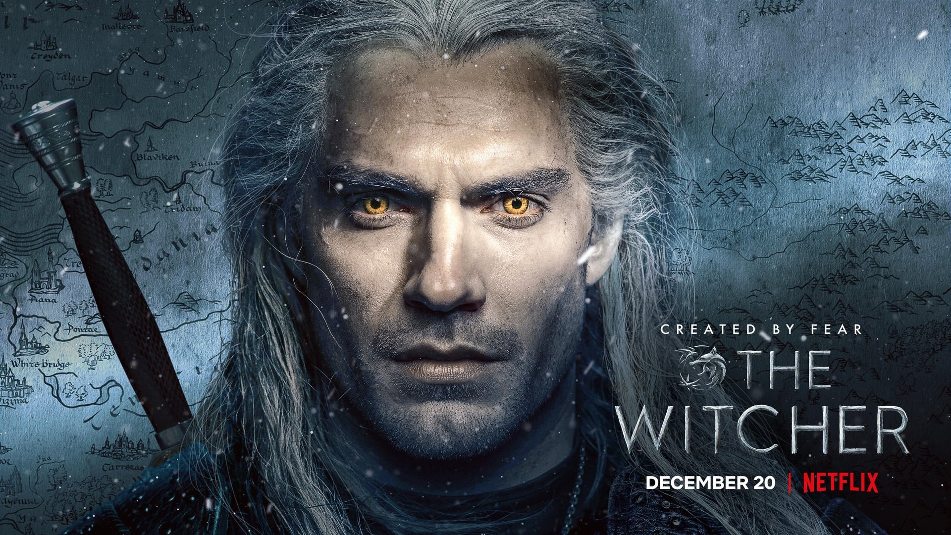 The Witcher Netflix Series Gets 3 Gorgeous Posters and a Sword Fight Scene