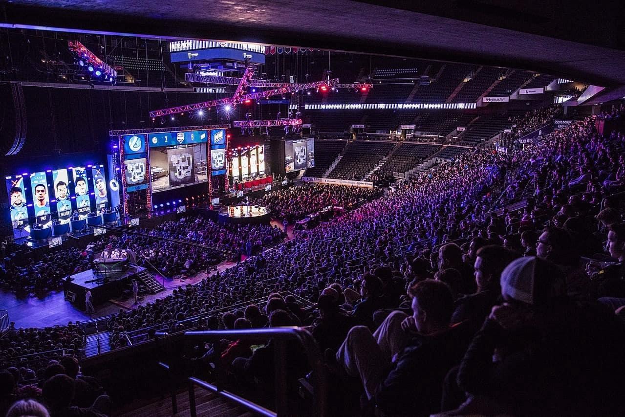 YouTube Activision Blizzard Esports
