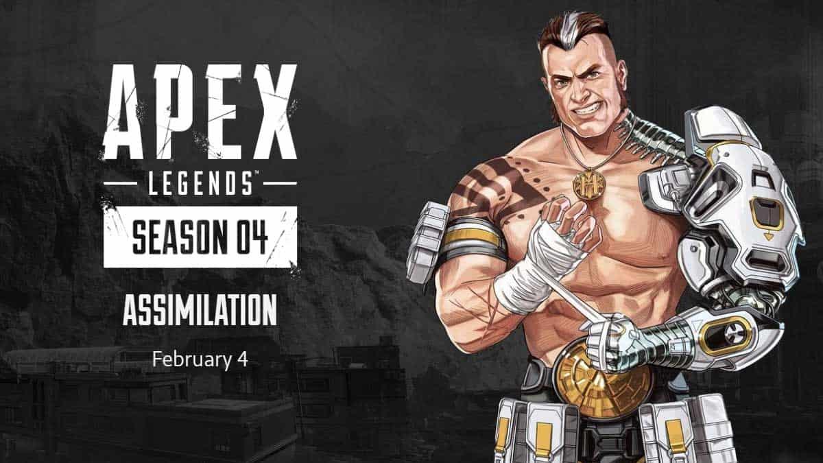 Apex Legends Forge Season 4