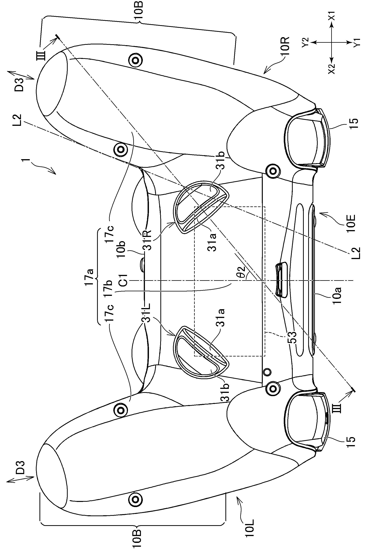 Sony PlayStation DualShock 4 Patent