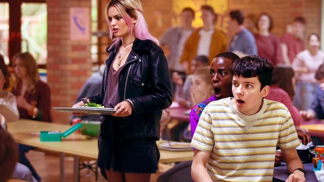 Sex Education Netflix January 2020