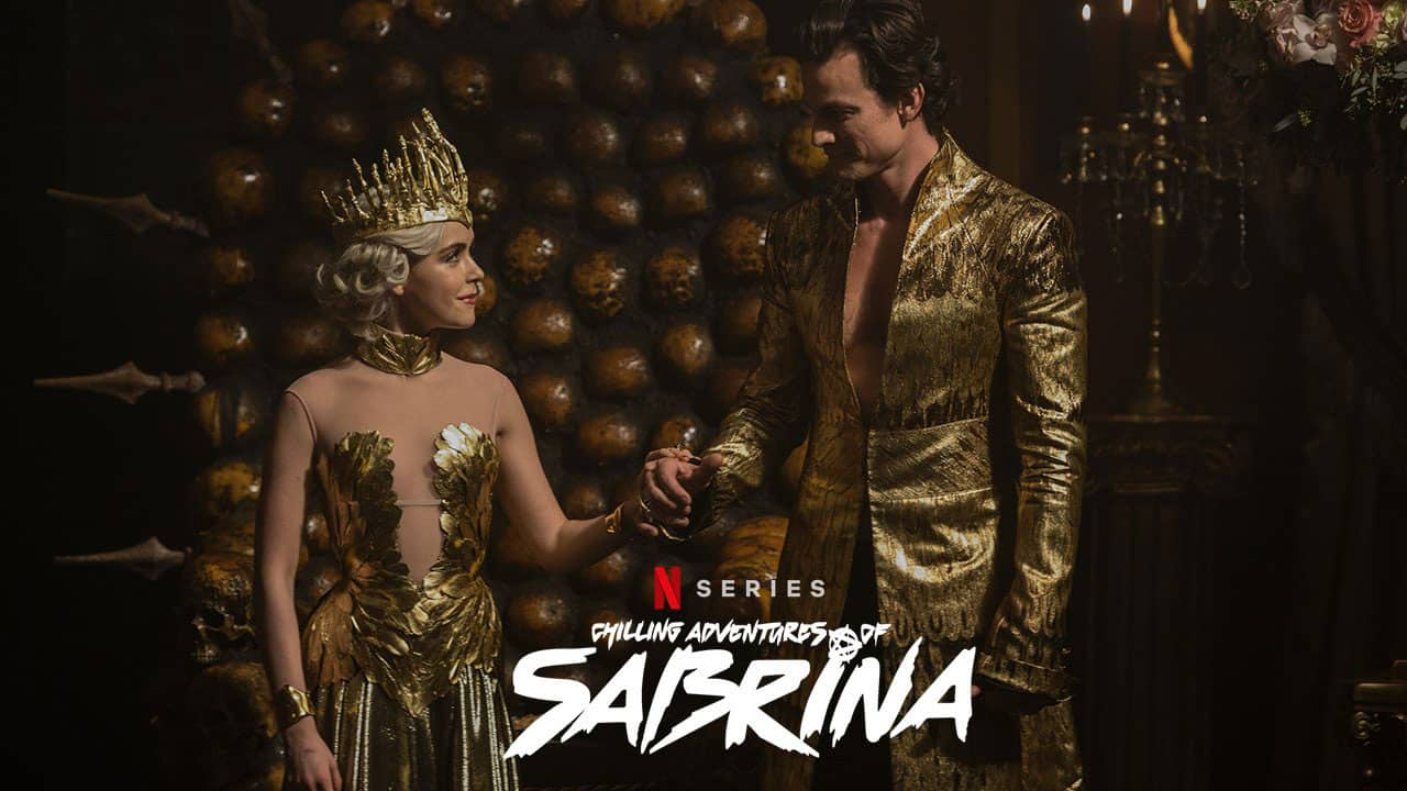 The Chilling Adventures of Sabrina Netflix January 2020