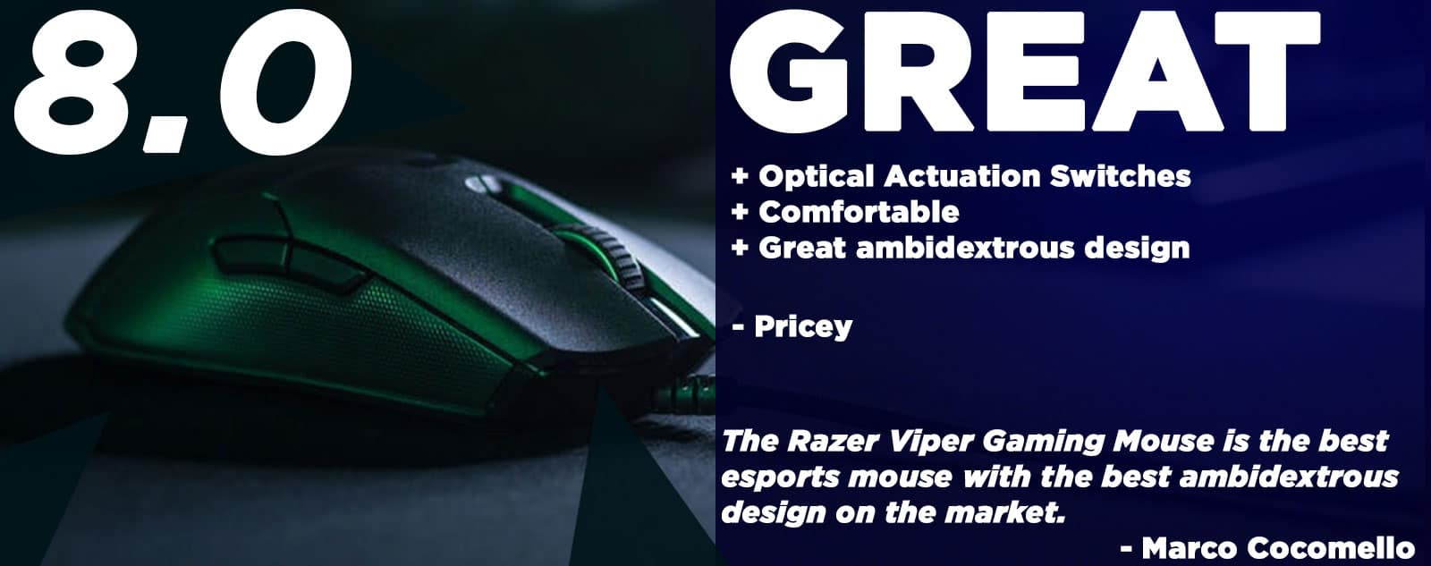 Razer Viper Gaming Mouse Review (1)