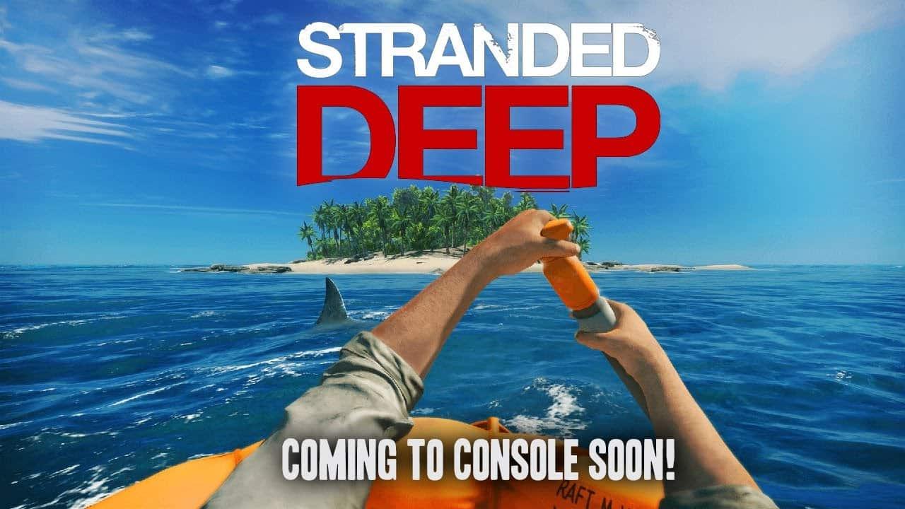 Stranded Deep Bean Team Games