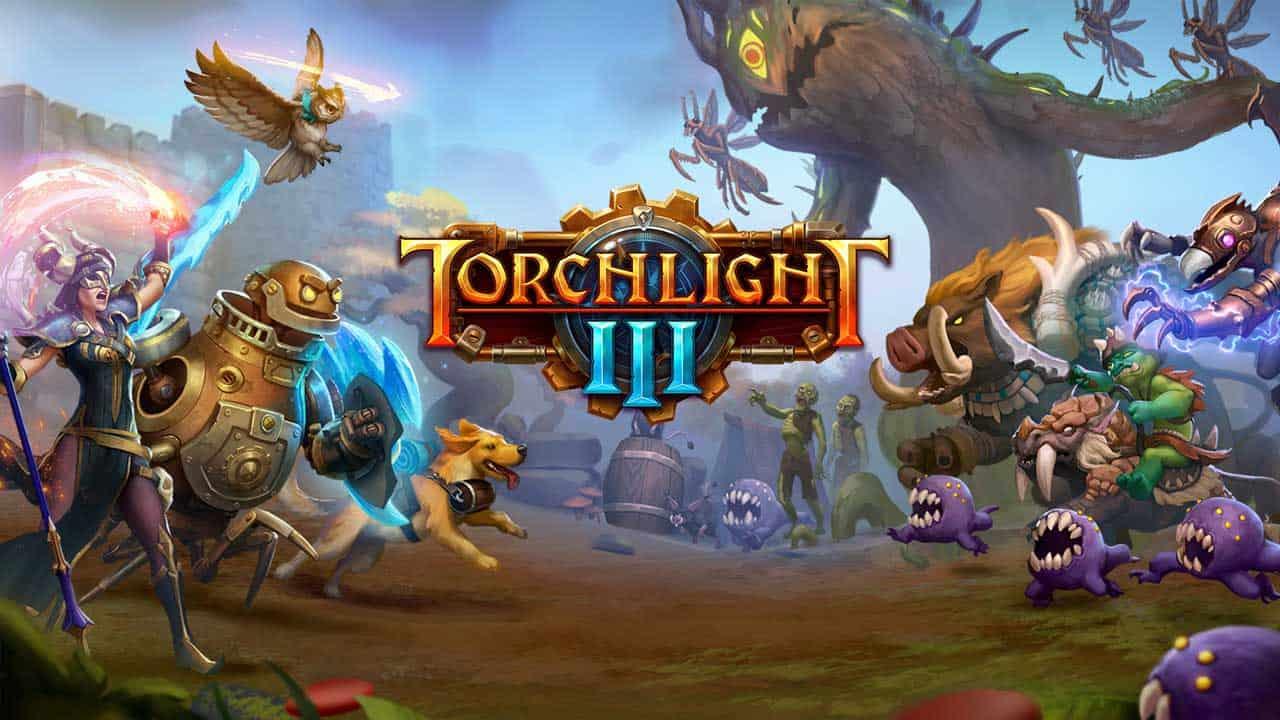 Torchlight 3 Torchlight III Fort System