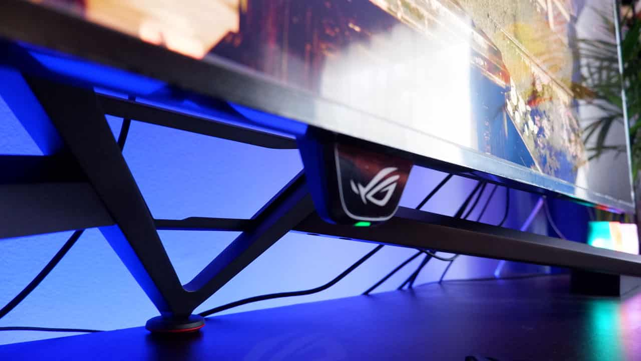 ASUS ROG Swift PG65UQ 65-inch Big Format Gaming Display Review