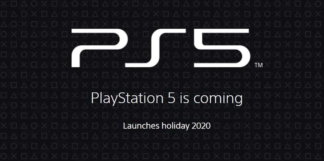 PS5 PlayStation 5 Sony Next-Gen