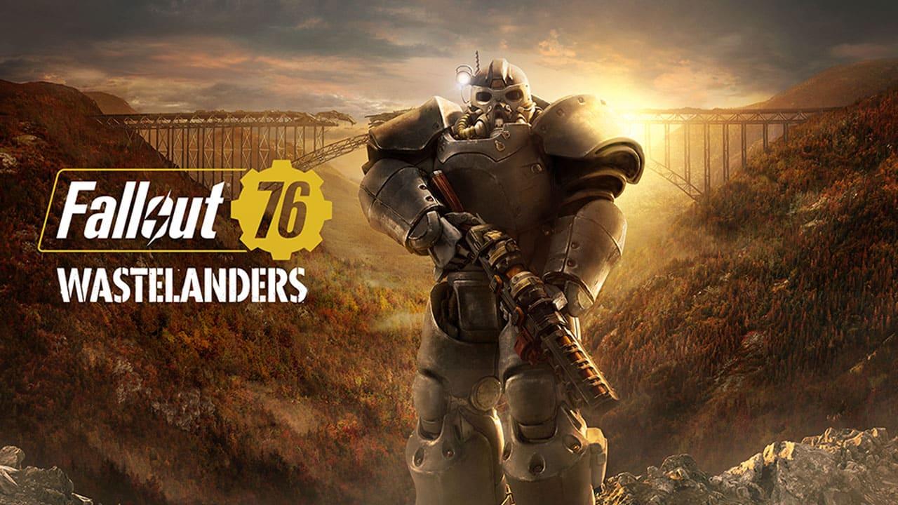 "Fallout 76 NPC Expansion Wastelanders"""