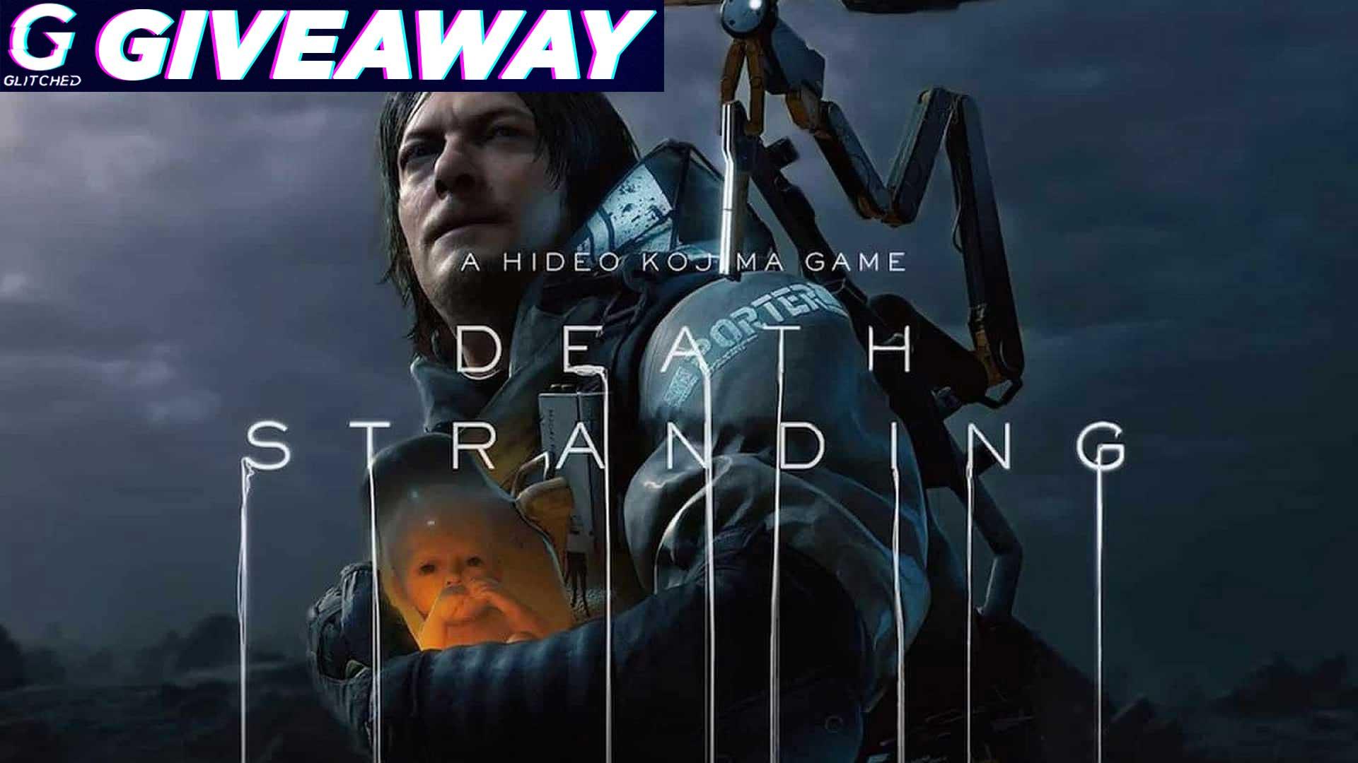 Death Stranding Giveaway
