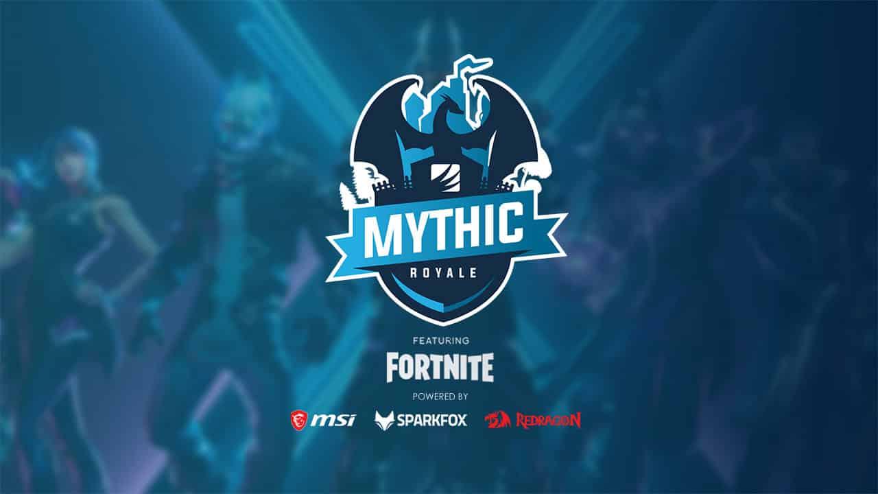 Fortnite MythicRoyale ACGL
