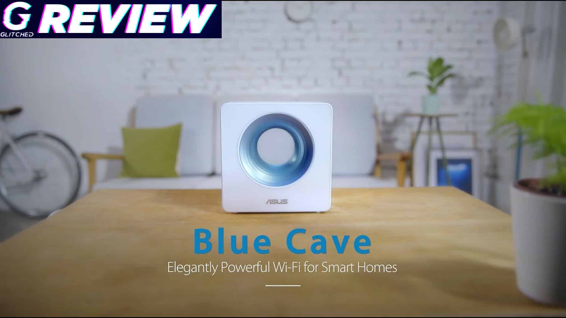 ASUS Blue Cave Router Review