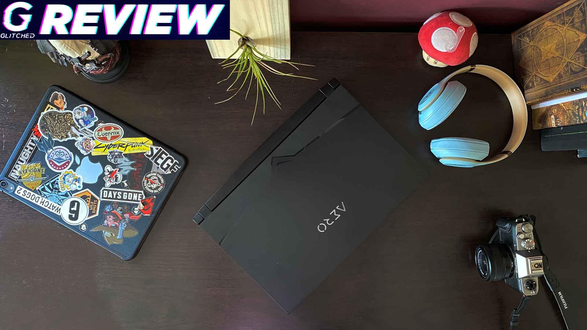 Gigabyte Aero OLED 15-XA Notebook Review