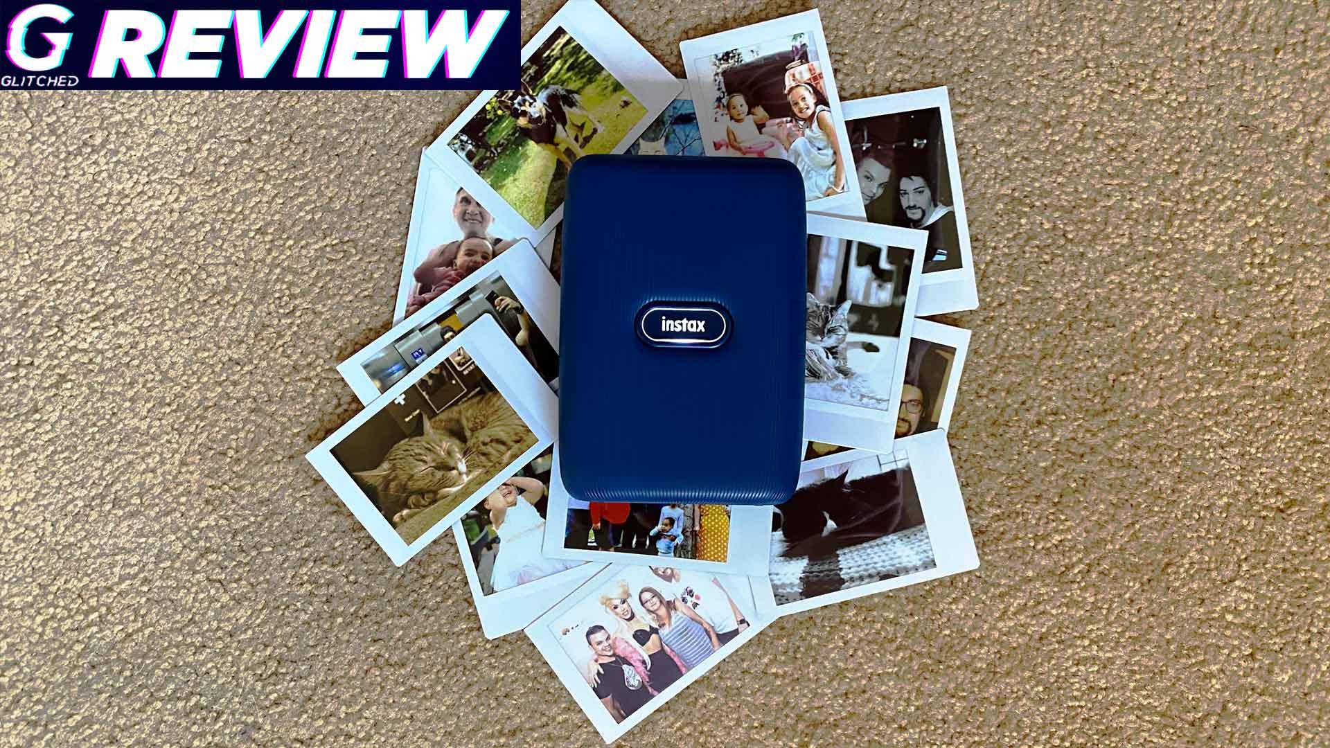 Fujifilm Instax Mini Link Smartphone Printer Review