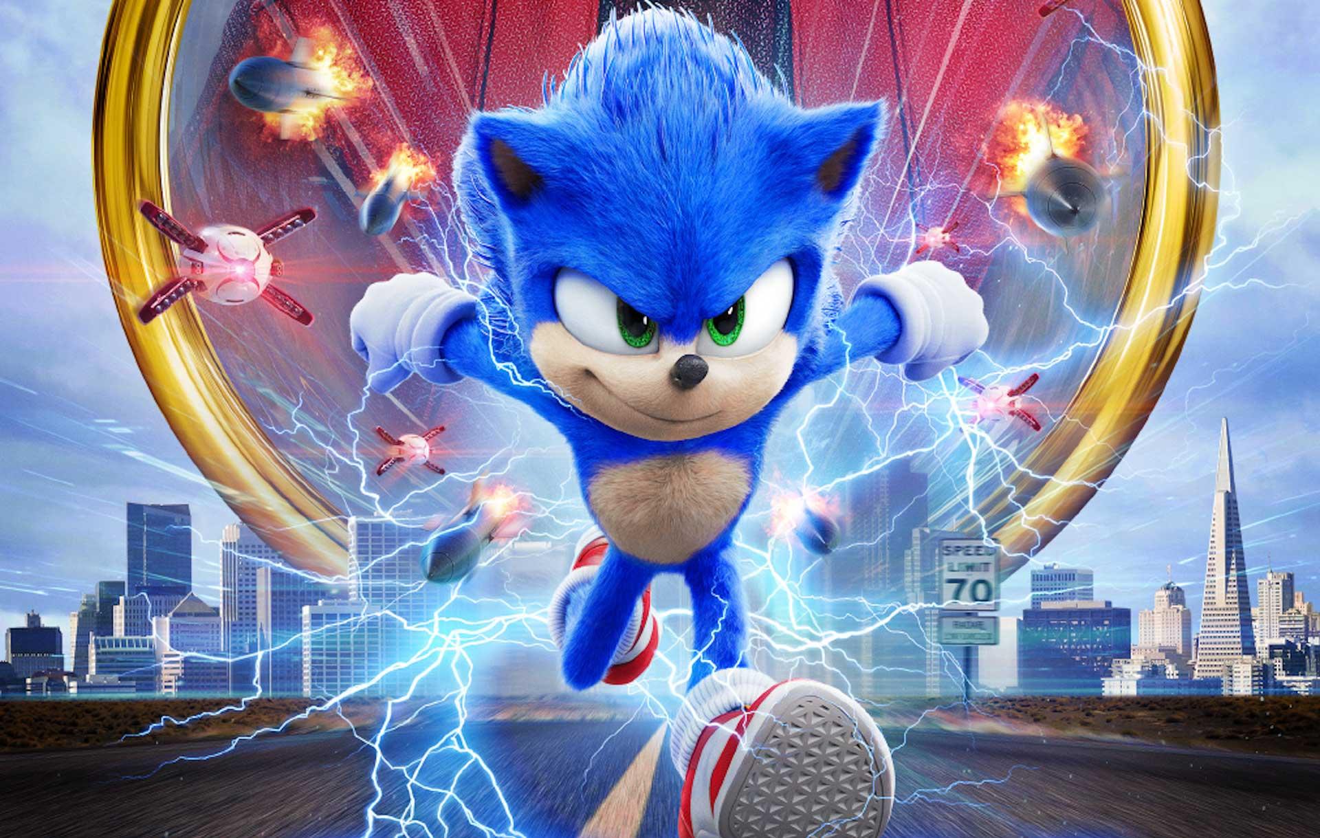 Sonic The Hedgehog Movie Sequel