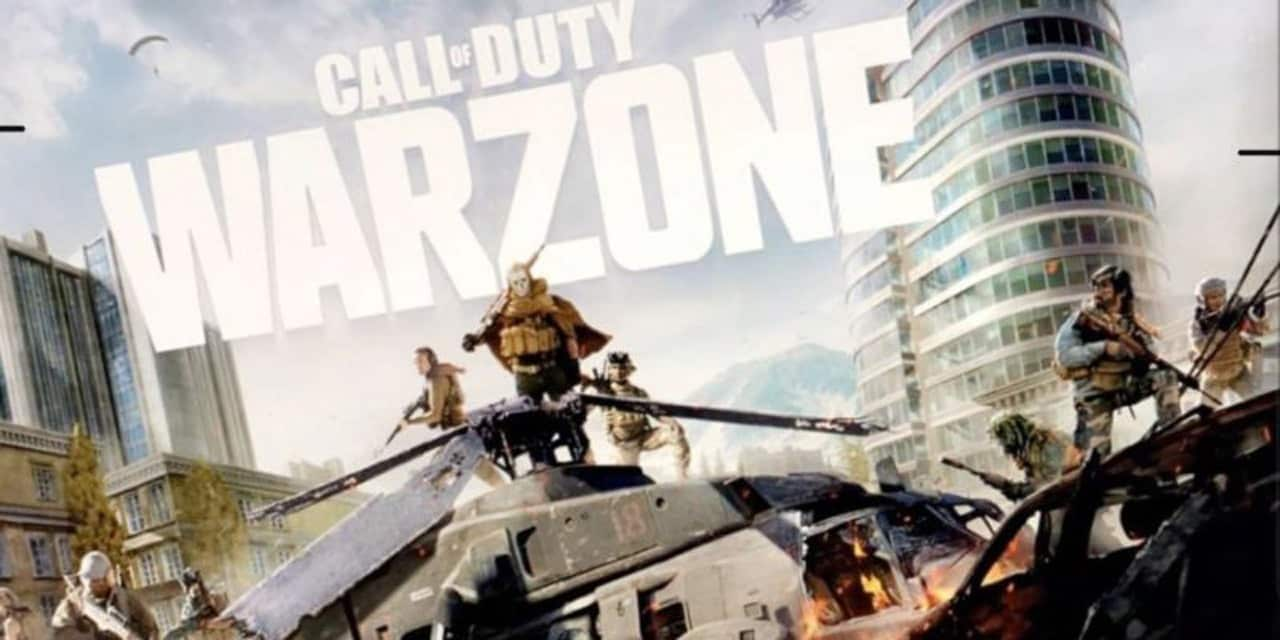 Call of Duty Warzone Modern Warfare Battle Royale Activision