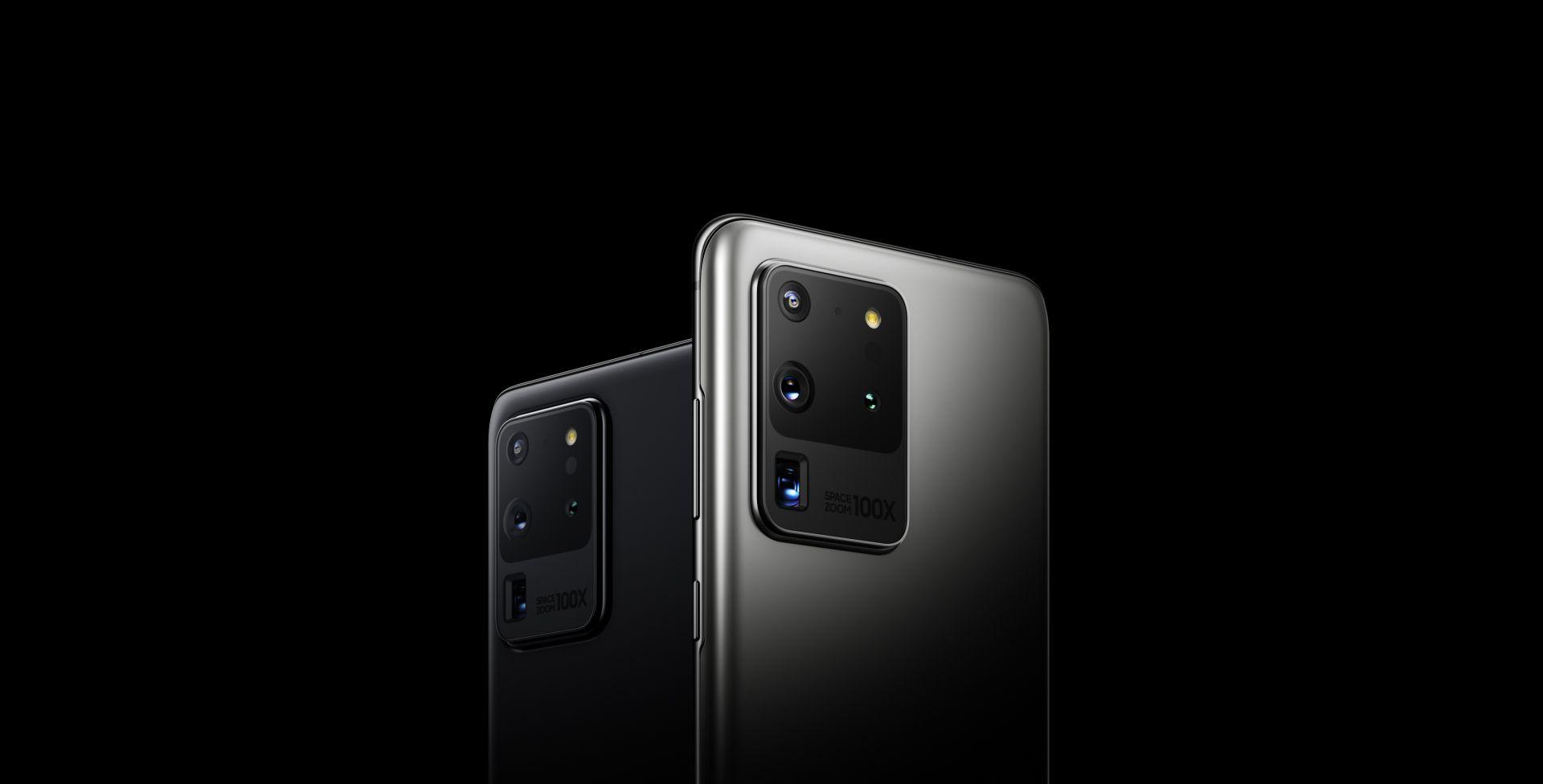 Samsung Galaxy S20 Ultra 8K