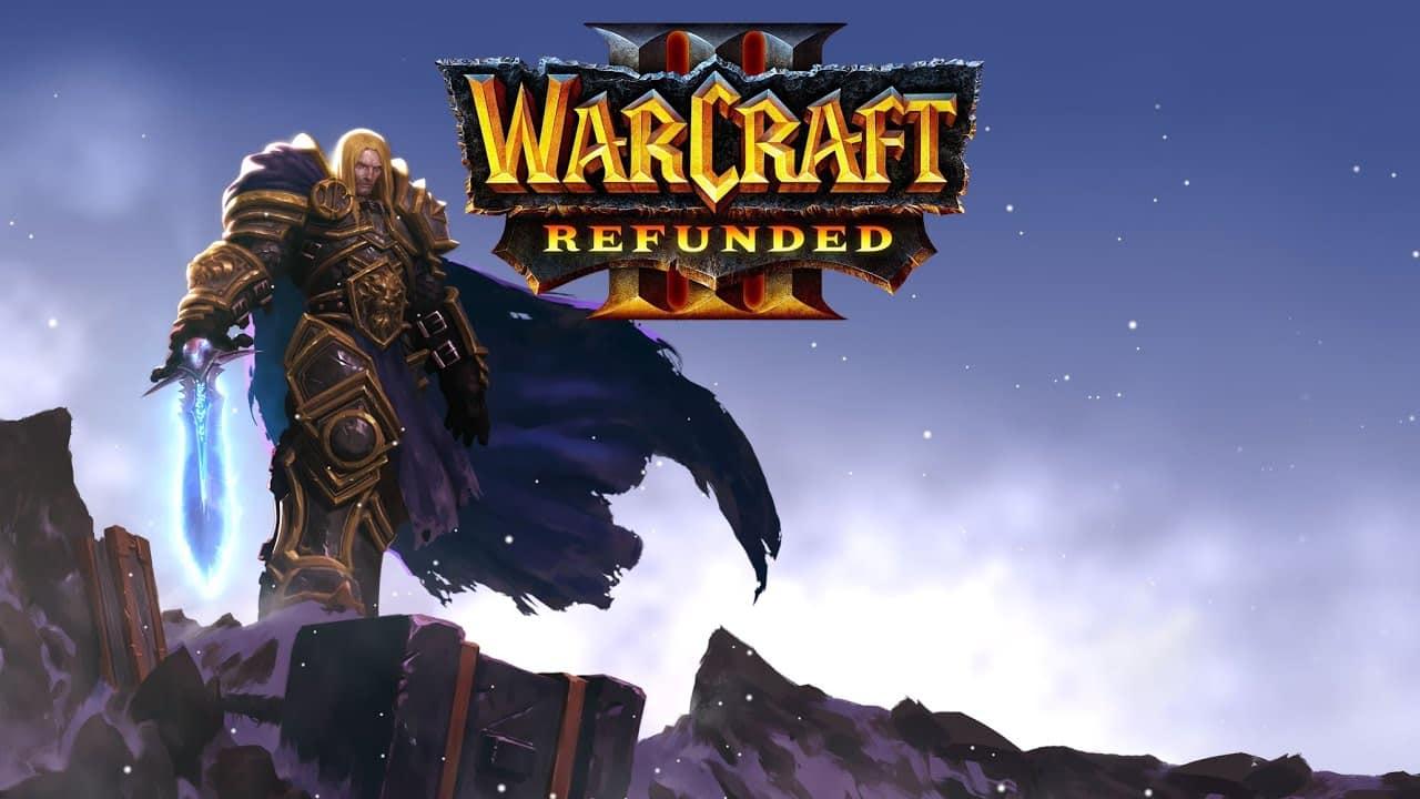 Warcraft 3 Reforged Blizzard