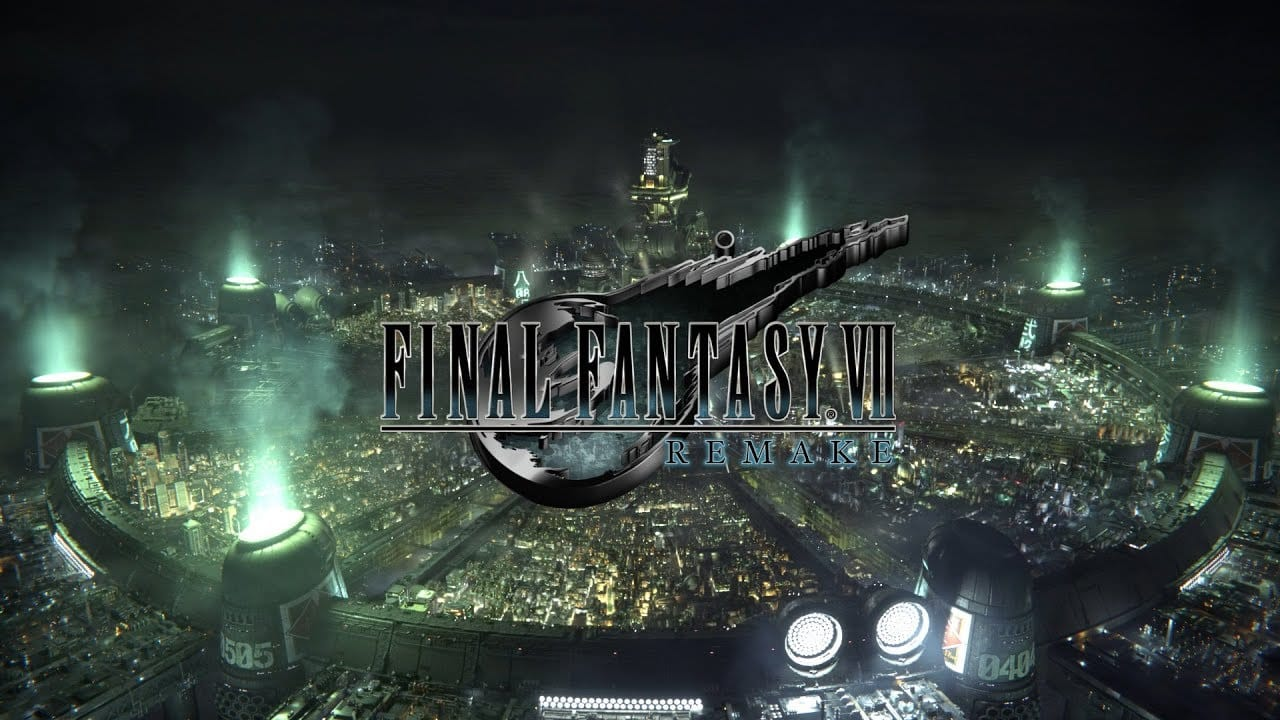 Final Fantasy VII 7 Remake Review Demo PS4 Opening Movie Square Enix File Size Pre-load