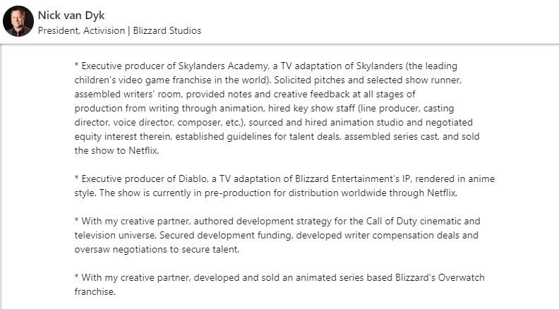 Diablo Overwatch Blizzard Netflix Animated Show