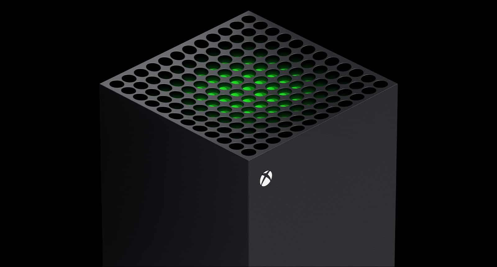 Microsoft Xbox Series X Next-Gen One Smart Delivery Loading Times fridge