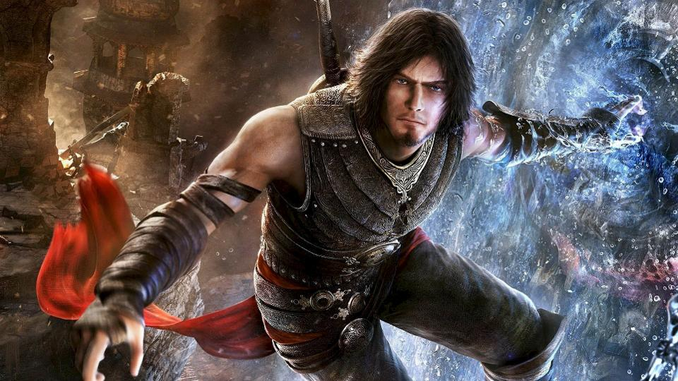 Prince of Persia Sands of Time Ubisoft Remake