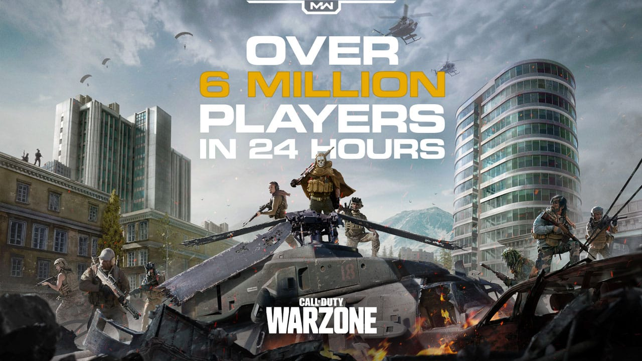 Call of Duty: Warzone Activision PS4 Xbox One PC
