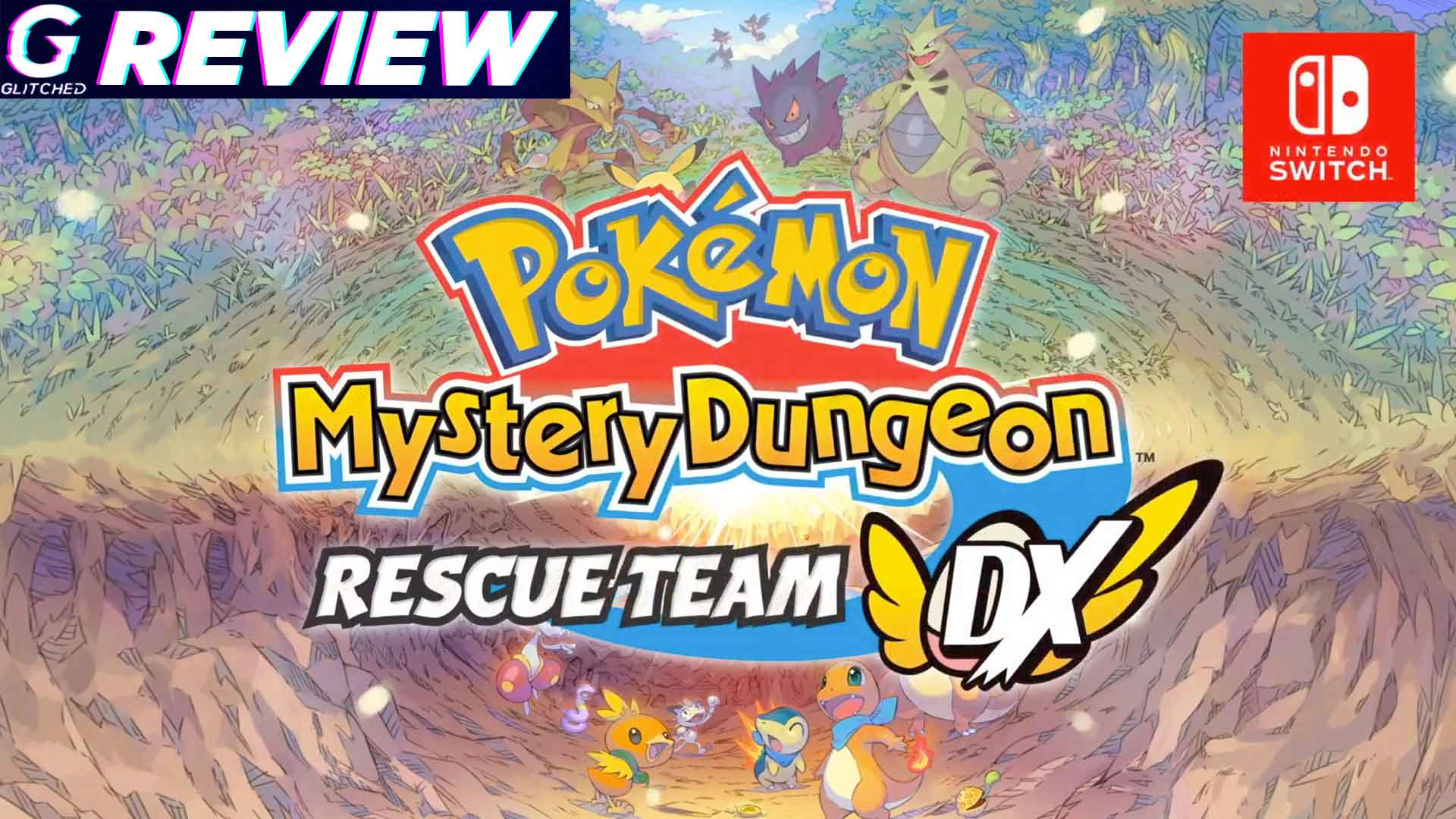 Pokemon Mystery Dungeon Rescue Team DX Review (5)