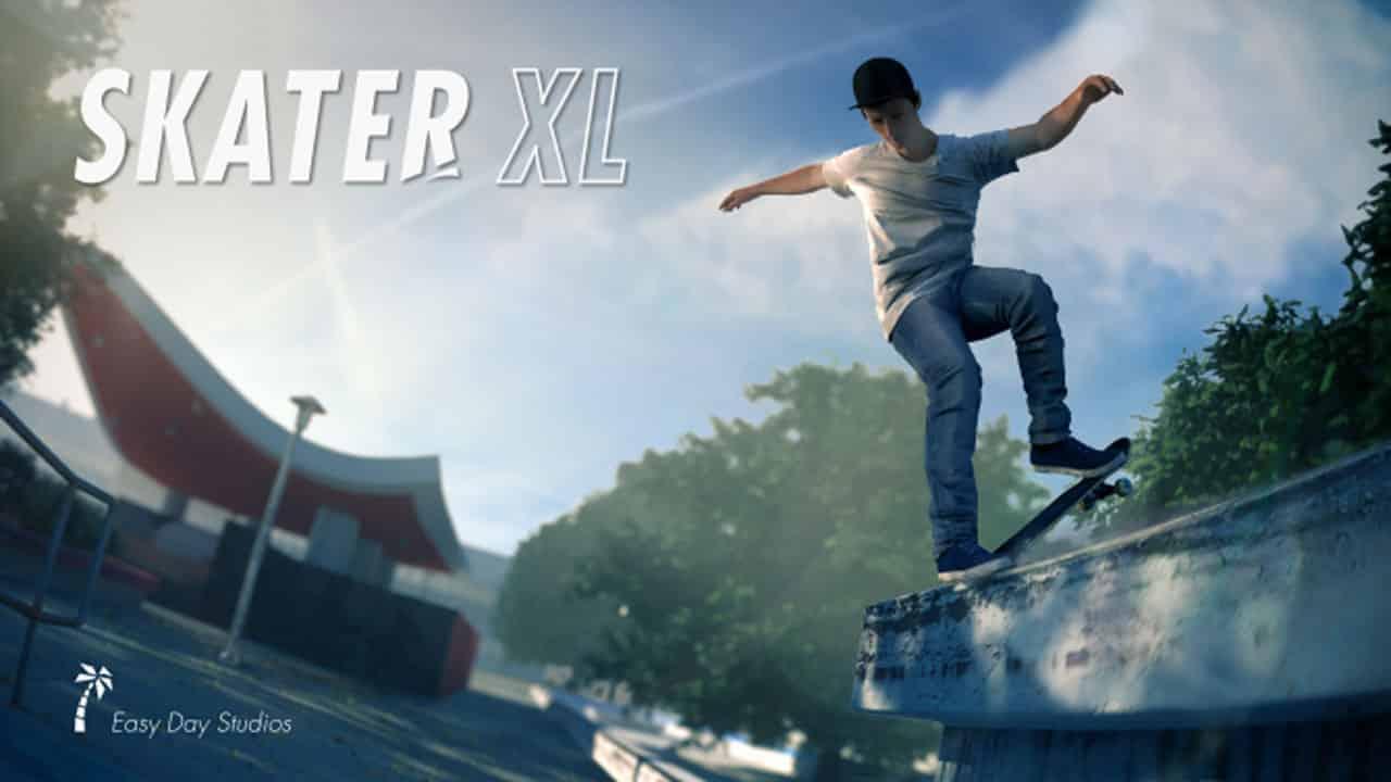 Skater XL PS4 Easy Day Studios