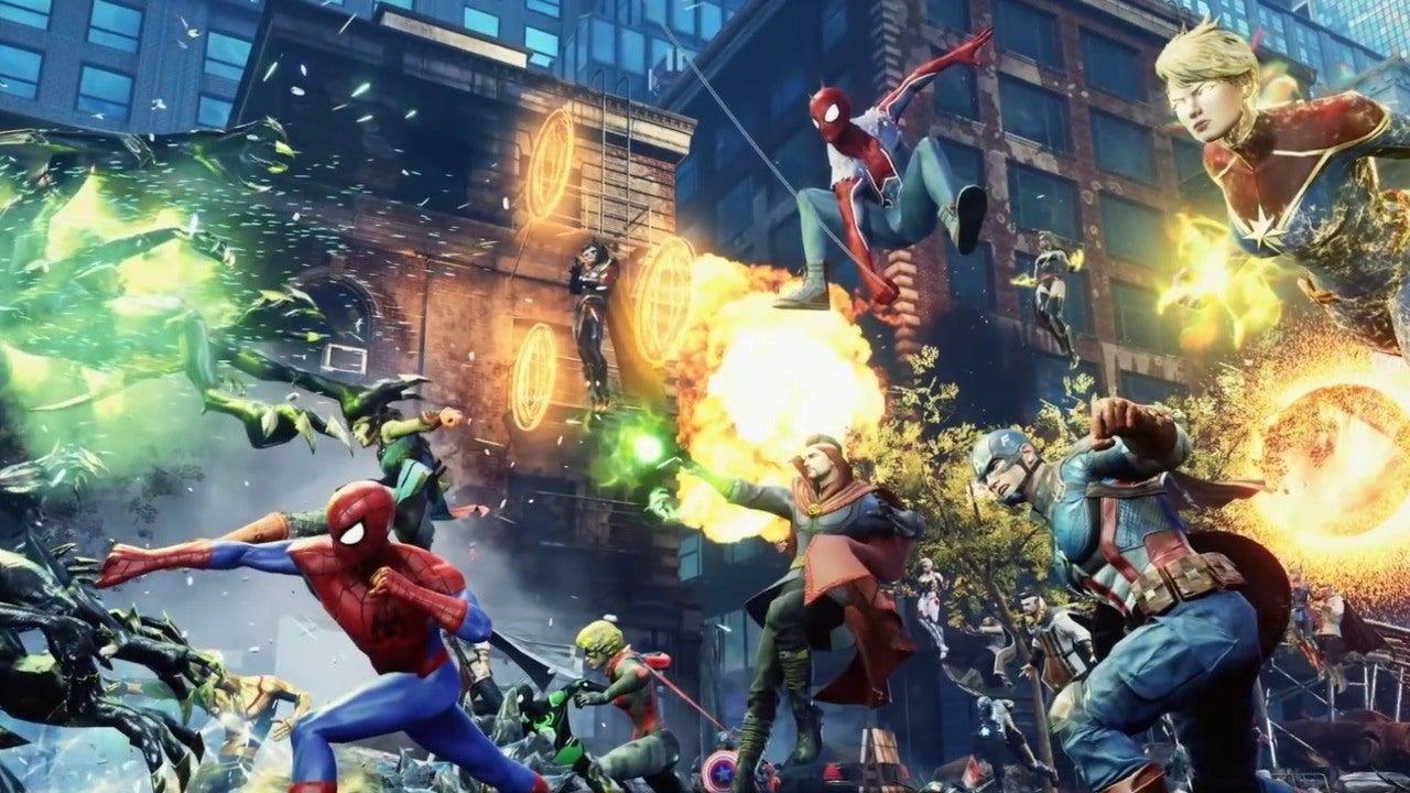Marvel: Future Revolution Disney Mobile