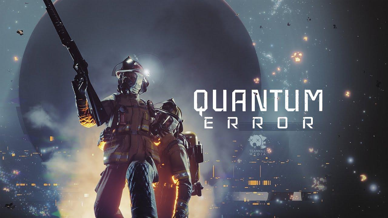 Quantum Error TeamKill Media PS5