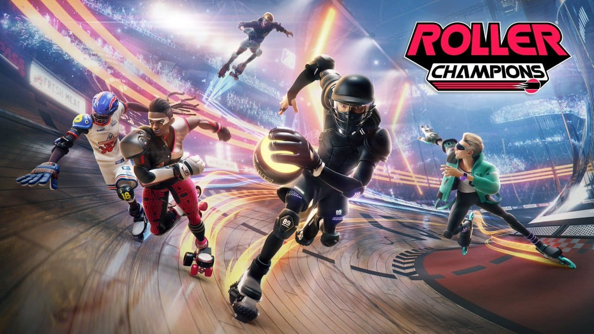 Ubisoft Roller Champions