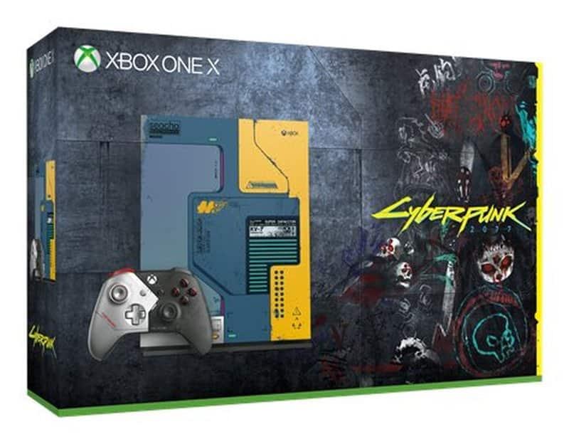 Cyberpunk 2077 Xbox One X Controller CD Projekt Red