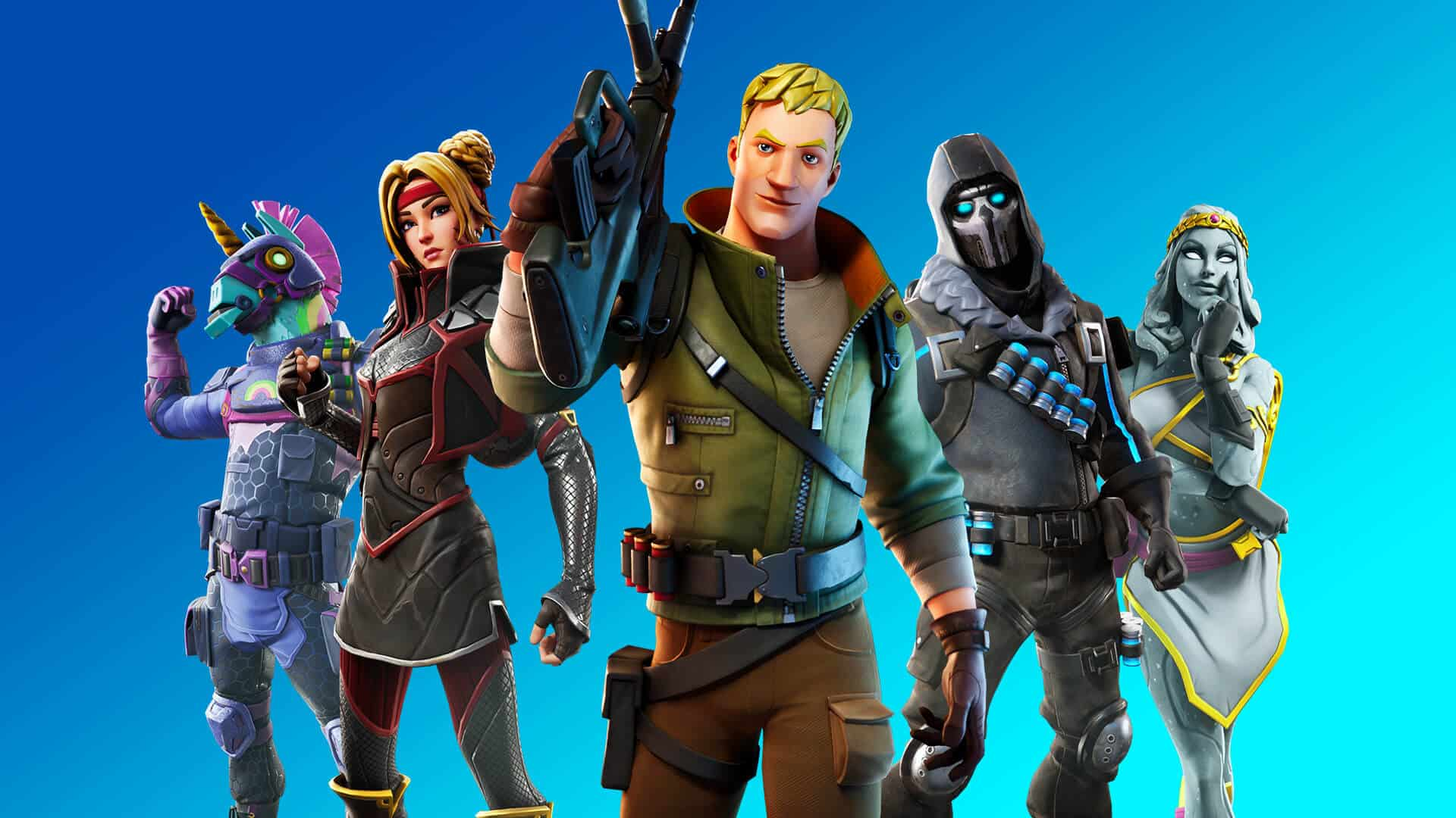 Fortnite South African Servers