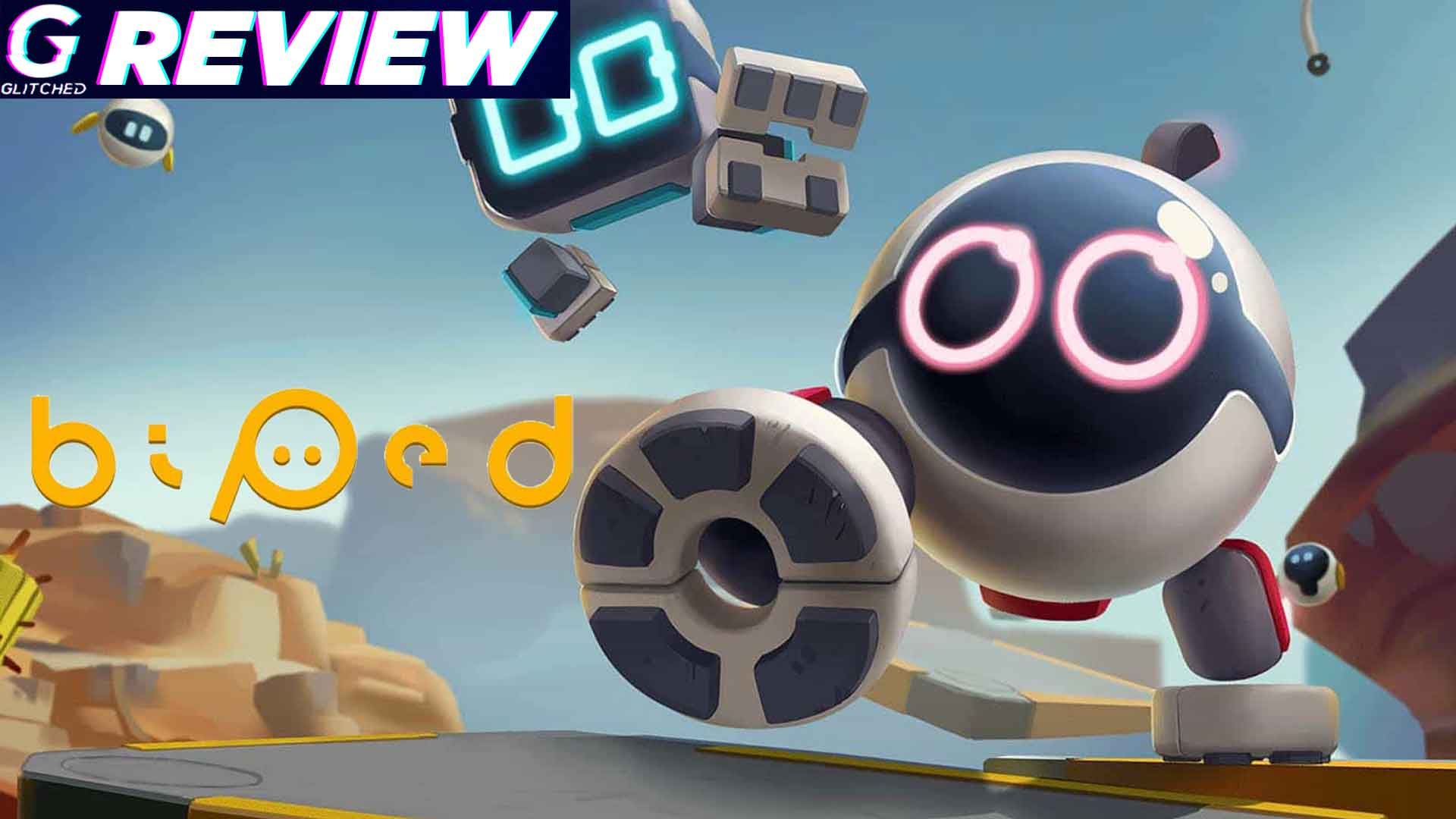 Biped Review Game Next Studios PC PS4 Xbox One
