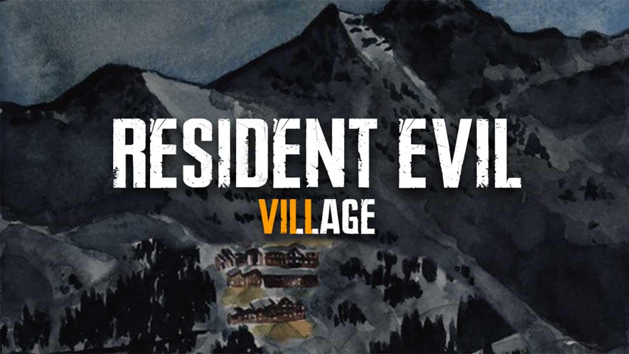 Resident Evil 8 VIII Village