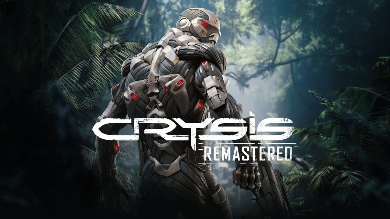Crysis Remastered 8K delayed Release Date Crytek Crysis Remastered PS5 Xbox Series X