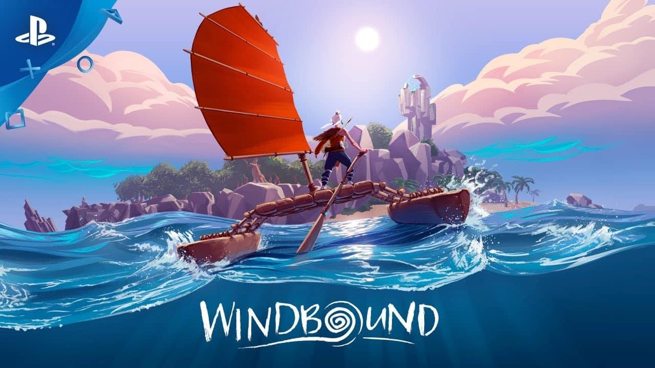 Windbound 5 Lives Studios PS4