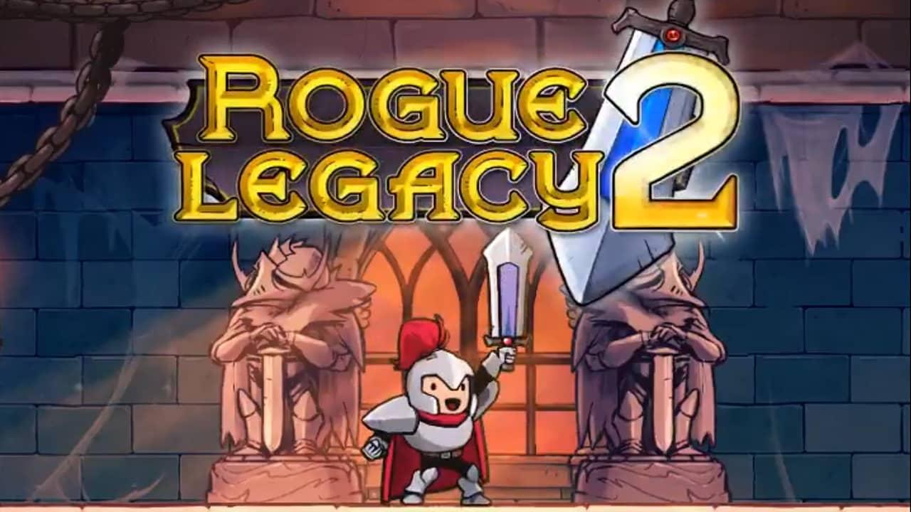 Rogue Legacy 2 Cellar Door Games