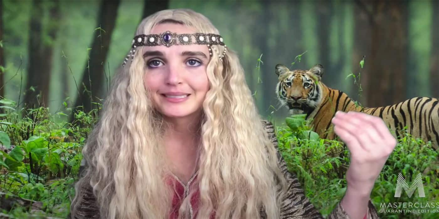 SNL Carole Baskin Tiger King Netflix