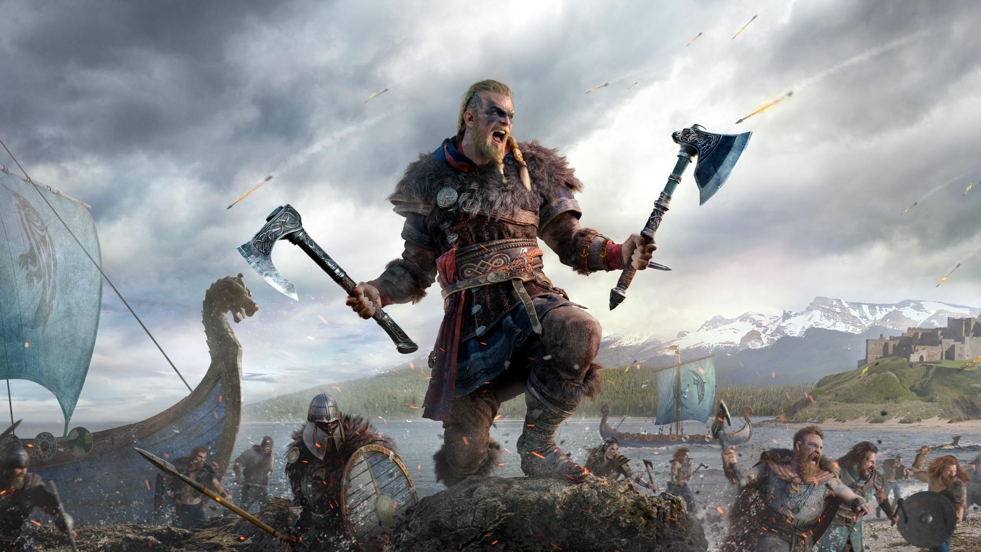 Assassins Creed Valhalla XP Boosters Beowulf Ubisoft Next-Gen Price Ubisoft PS5 Xbox Series X Neels Van Den Berg Prima Interactive PS5 Xbox Series X